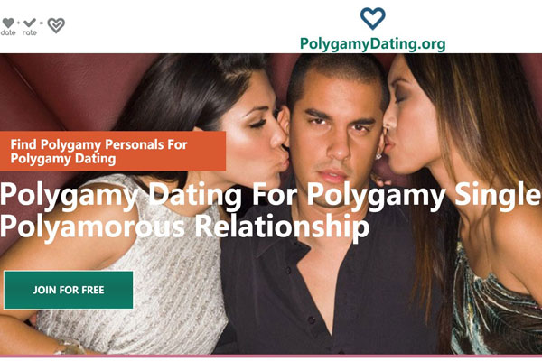 Free dating sites for polyamory