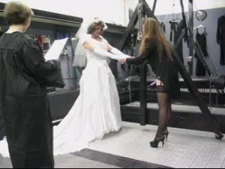 Crossdressing wedding sex videos