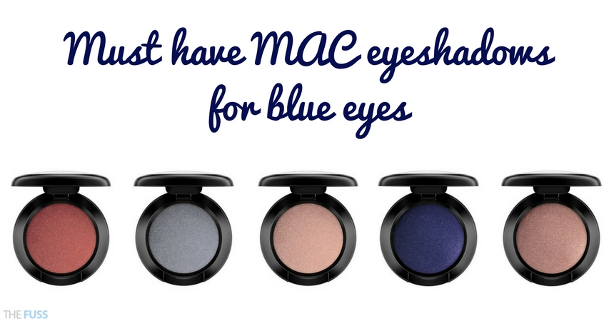 Best mac colors for blue eyes
