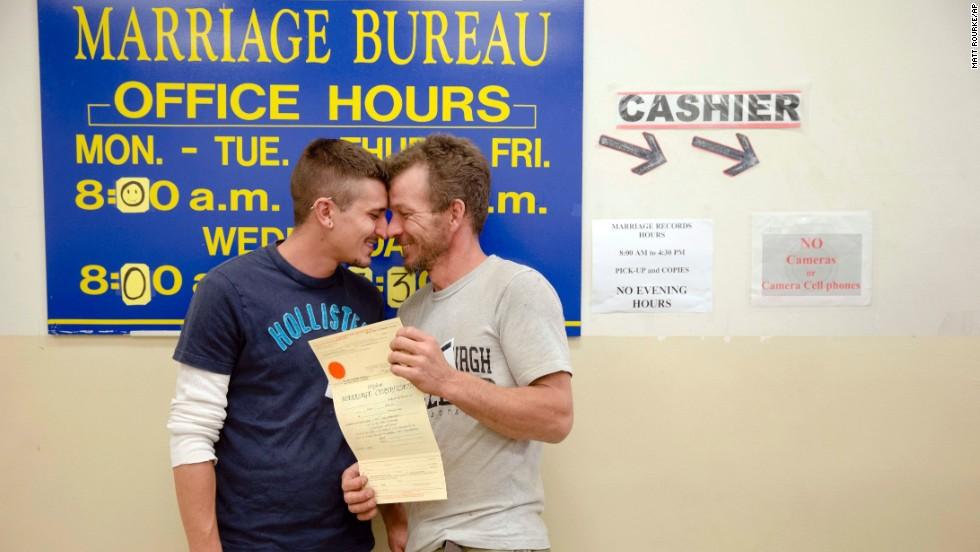 Is same sex marriage legal in nevada