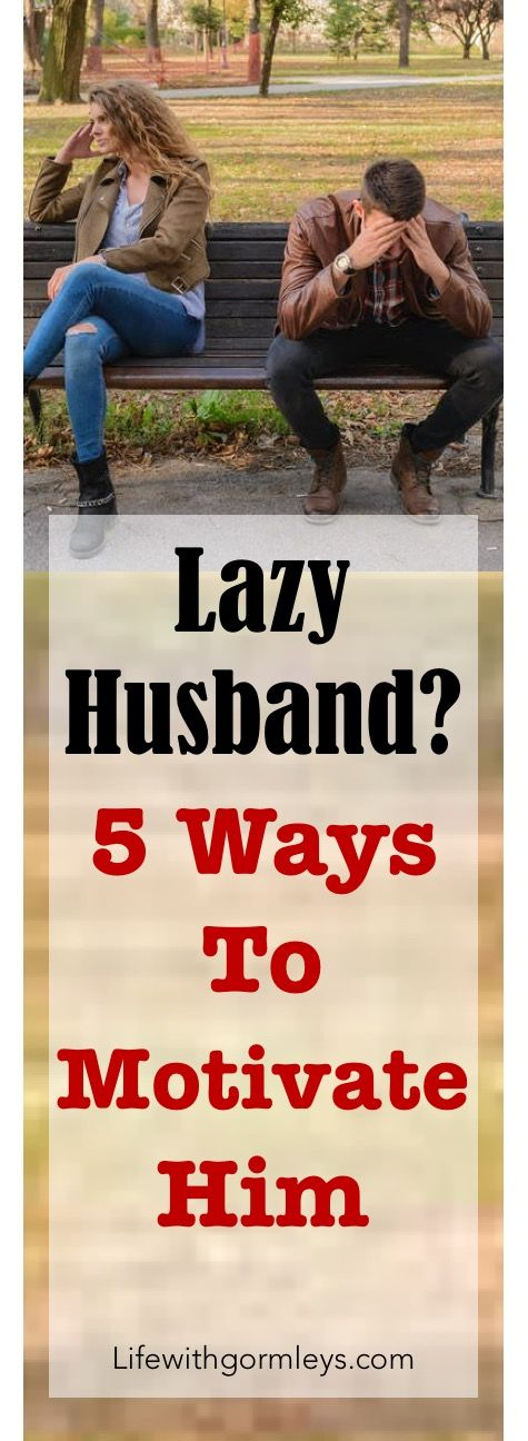 Getting lazy in a relationship