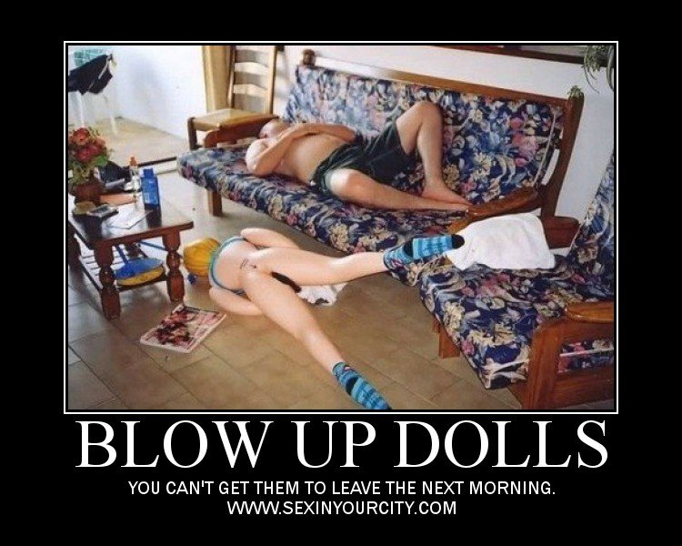 Funny blow up doll images