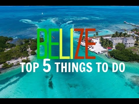 What does belize look like