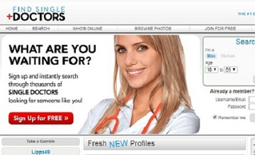 Dating doctors website