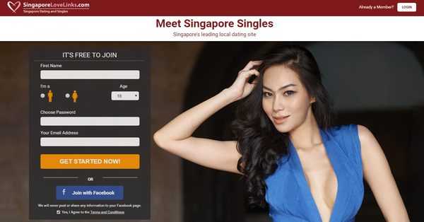Dating website in singapore