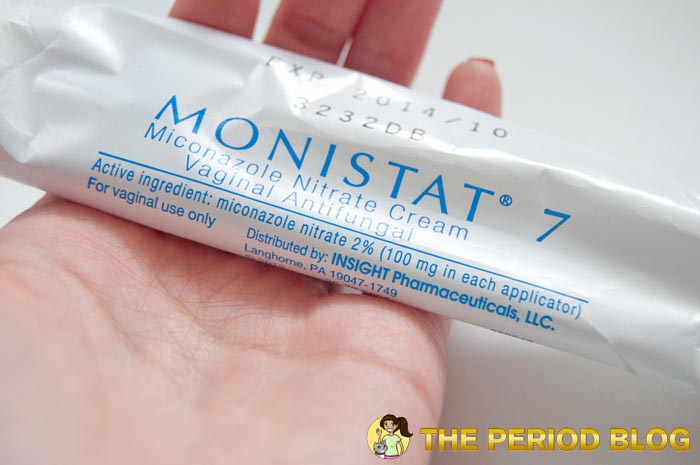 Does monistat 7 cure yeast infections
