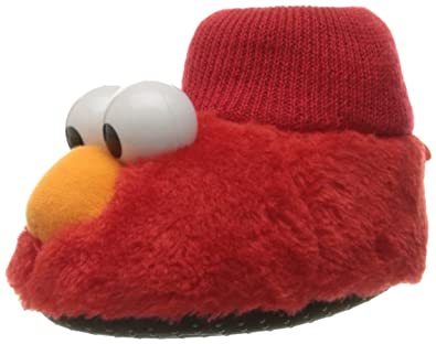 Elmo slippers for adults