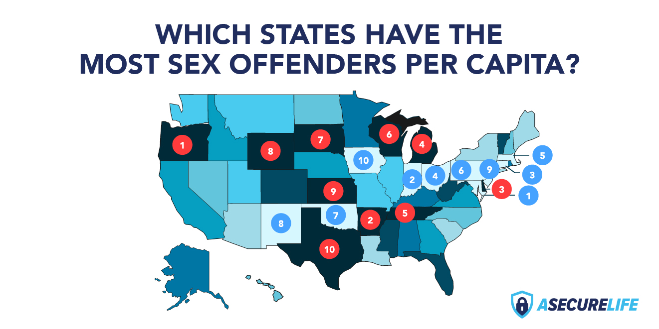 How to find sex offenders in your area for free