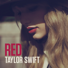 Taylor swift red song list
