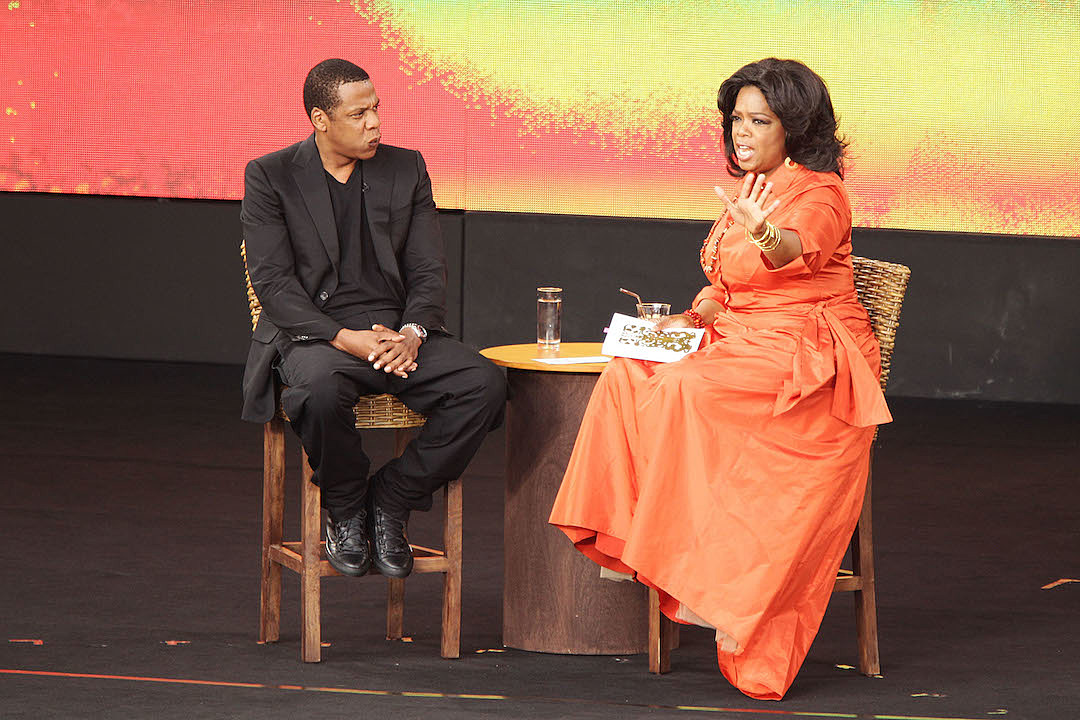 Urban legend and oprah and sex