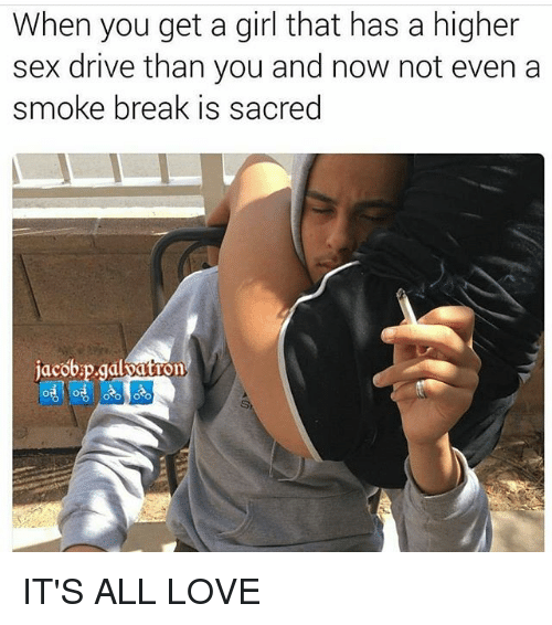 the sex is on fire