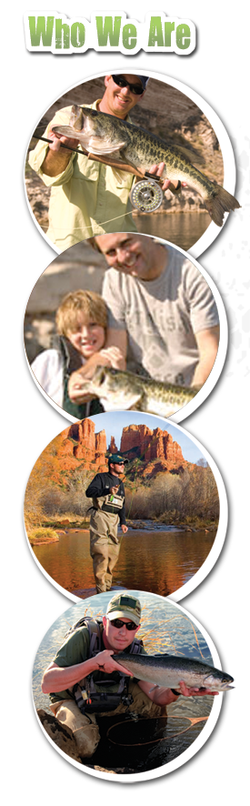 The hook up outfitters arizona